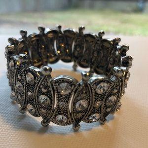 Jewelry - Deco Inspired Stretch Bracelet